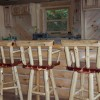 Red Cedar Bar Stools